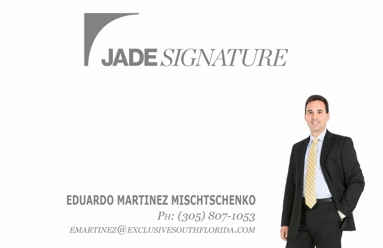 Jade Signature Floor Plans