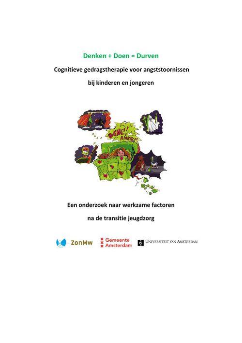 Infobrochure onderzoek DDD