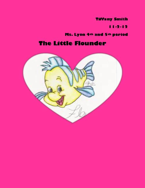 The Little Flounder
