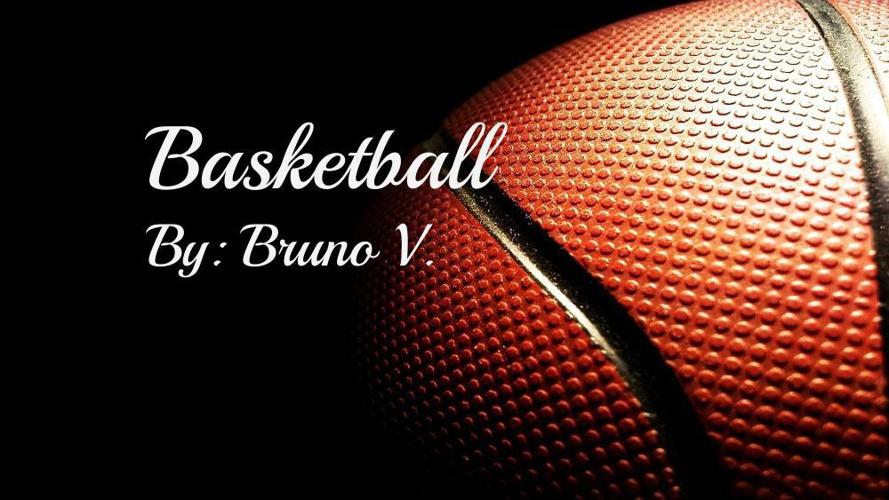 Basketball by Bruno V.