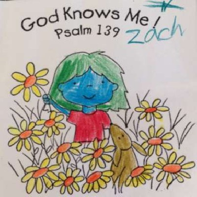 God Knows Me! Zach