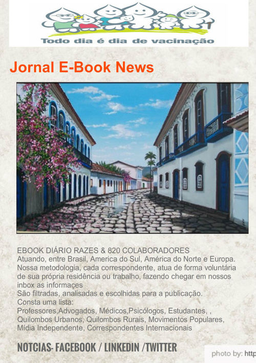 JORNAL E-BOOK  NEWS