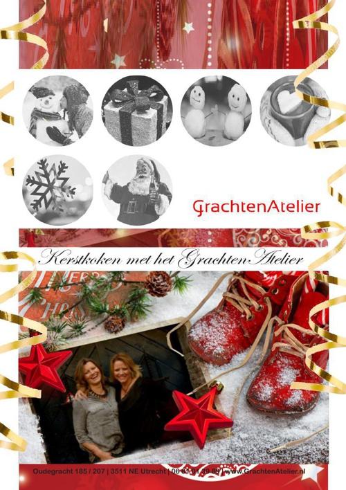 Kerstkoken met het GrachtenAtelier