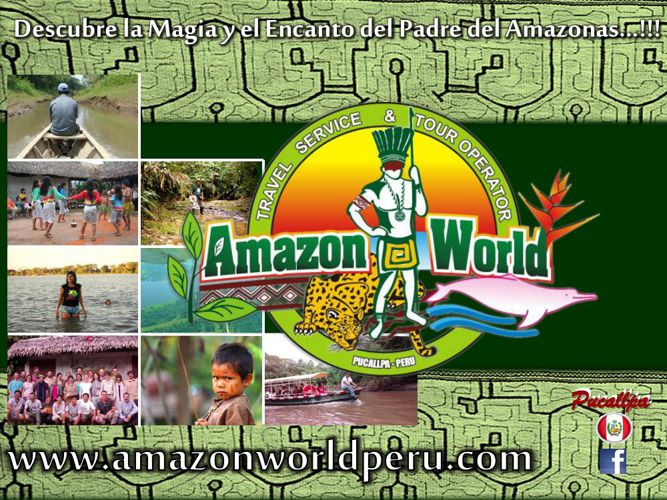 MANUAL TURISTICO VIRTUAL - AMAZON WORLD
