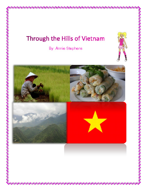 Through the Hills of Vietnam