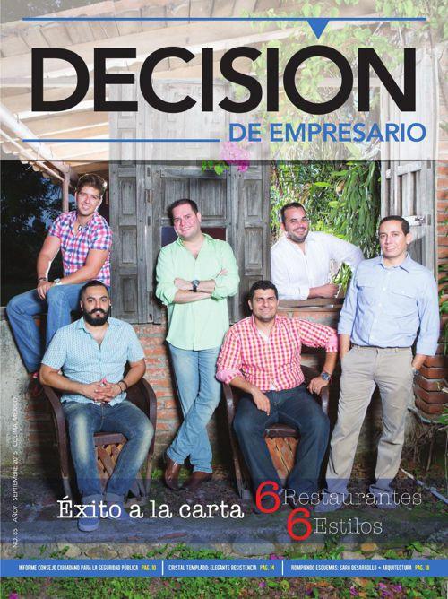 Decision de empresario