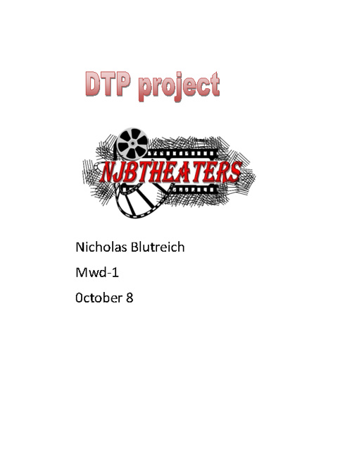 theater project