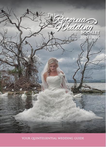 Rotorua Wedding Booklet 2015 - 2016