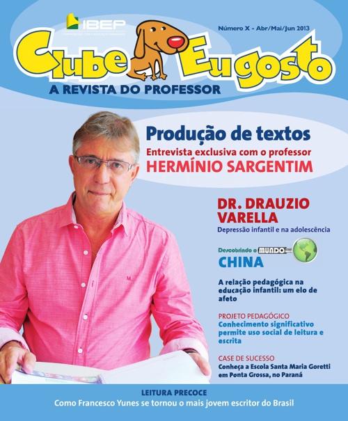 Revista Clube Eu Gosto - Ed. X