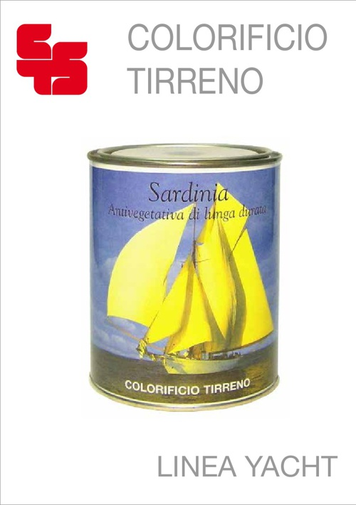 Colorificio Tirreno - Linea Yacht