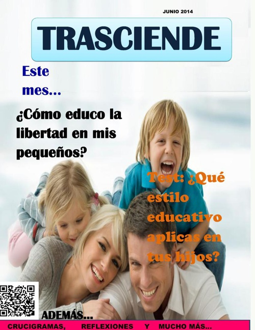 Revista: TRASCIENDE (Junio)