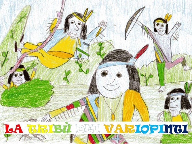 La tribu' dei variopinti