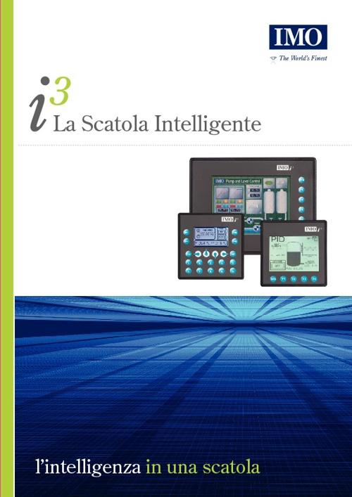 IMO i3 Italian Brochure