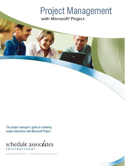 Project Management with Microsoft Project 2010 Course Book