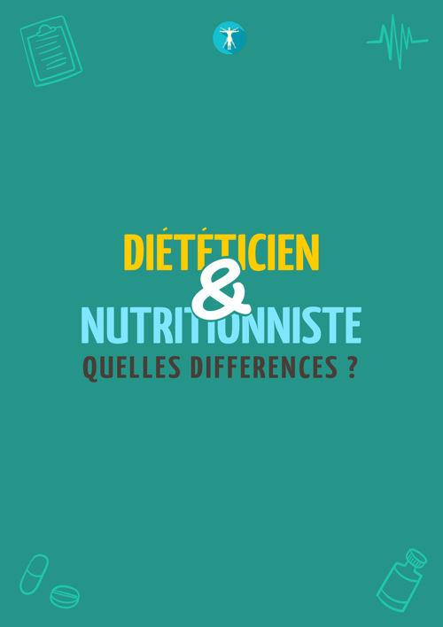 Infographie diététicien
