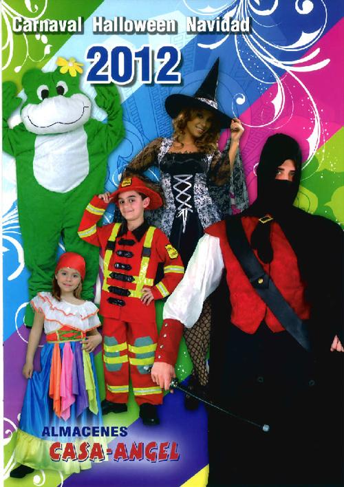 Carnaval Halloween 2012