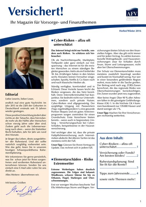 Kundenmagazin_Herbst_Winter_2016