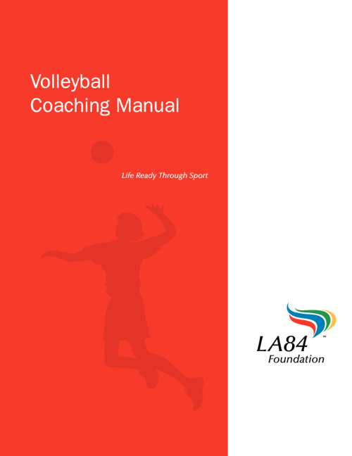 Olympic Volleyball Coaching Manual