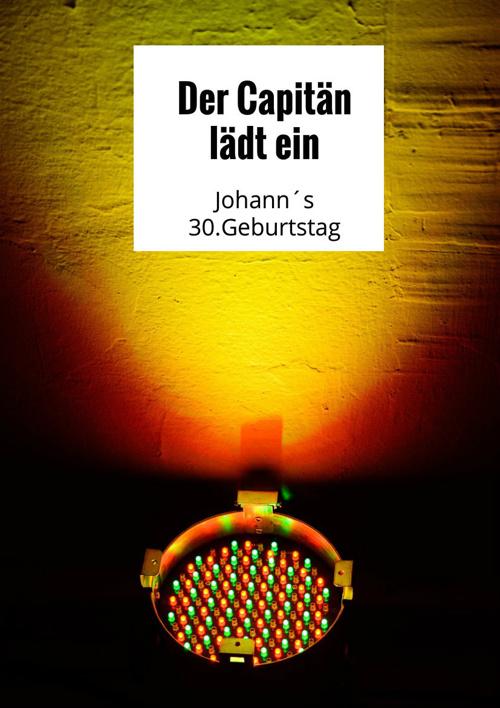 Johanns Geburtstag