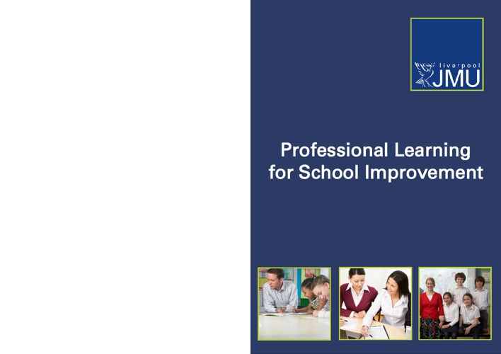 Professional Learning for School Improvement