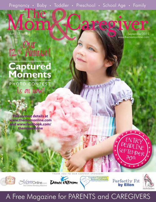 Mom and Caregiver Magazine