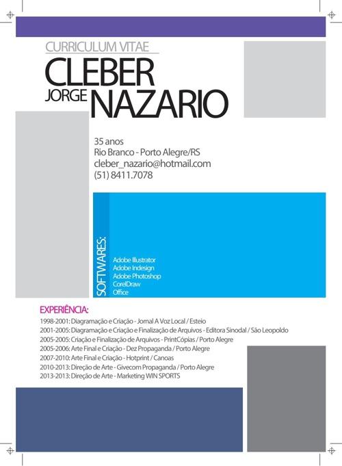Portfolio Cleber Nazario