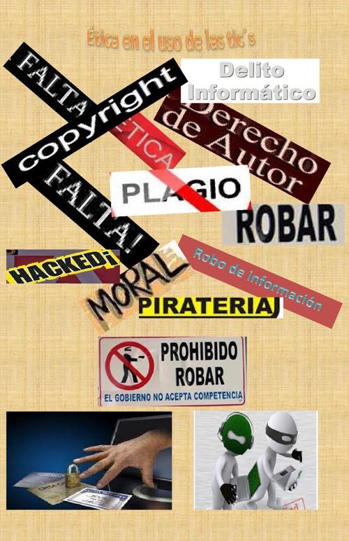 cartel de etica y las tic´s