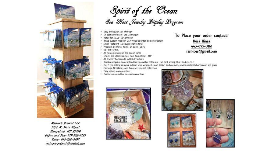 Spirit of the Ocean Promo Sheet- Russ