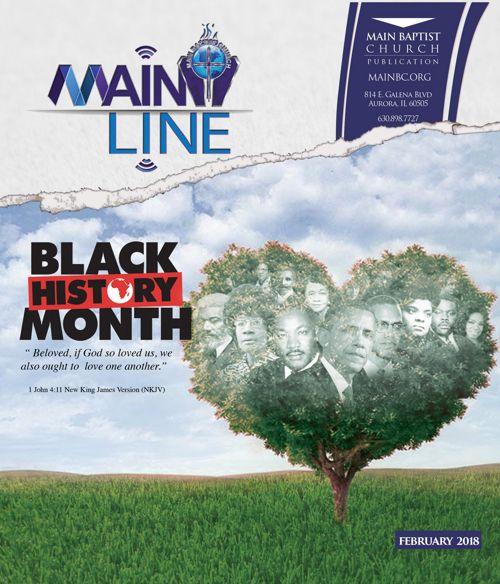 Main Baptist Church February Publication  2018