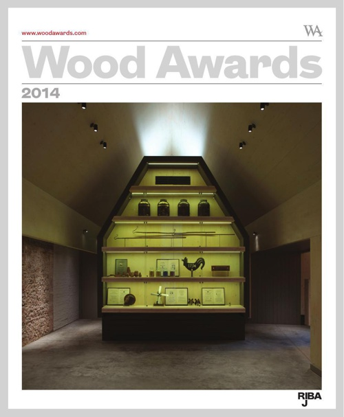 Wood Awards 2014 Winners magazine