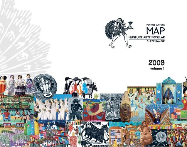 MAP Catalogo 01 - 2009