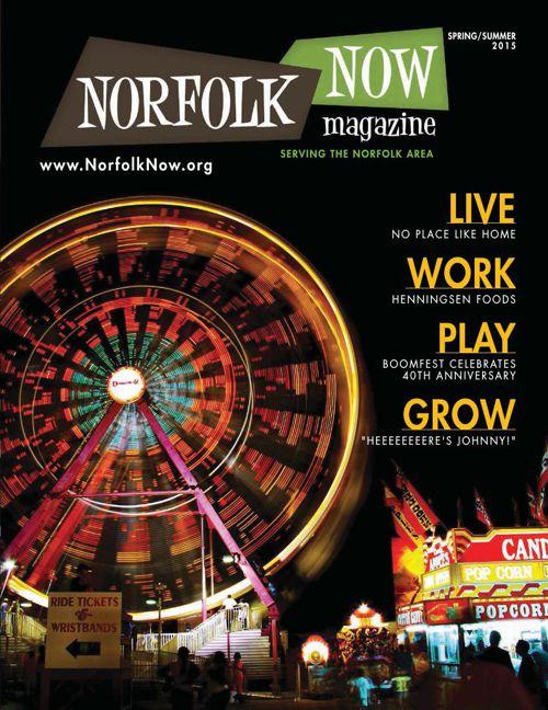 NorfolkNow Spring/Summer 2015