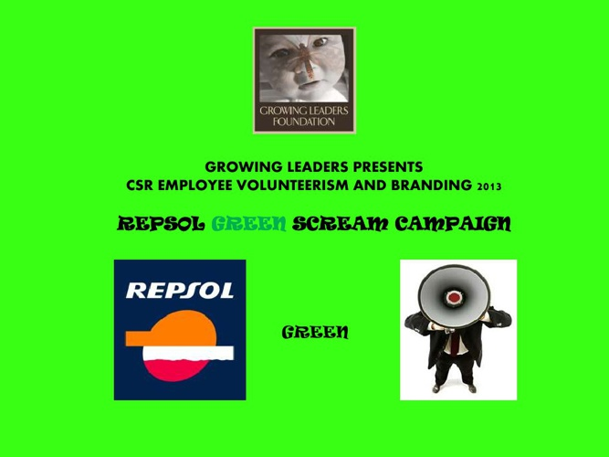 REPSOL 2013 CSR