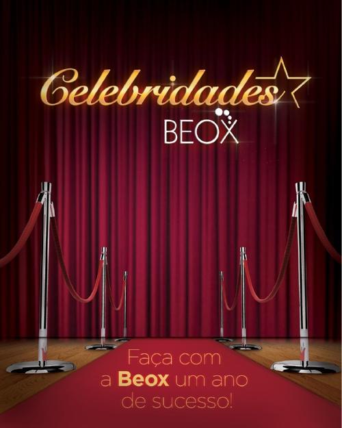 Revista Celebridades Beox