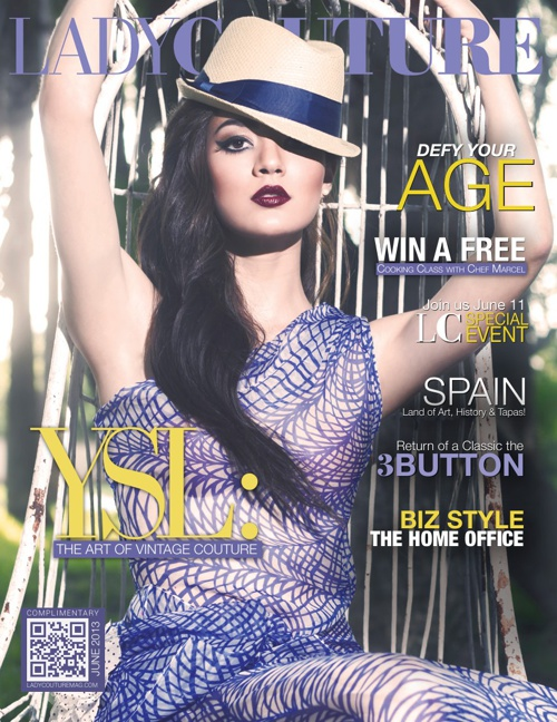 Lady Couture Magazine - June - Vol. 1 Issue 7