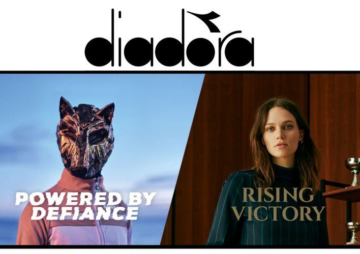 Diadora SS18 LifeStyle Campaigns ITA