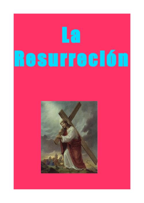 resurrecion de jesus 3