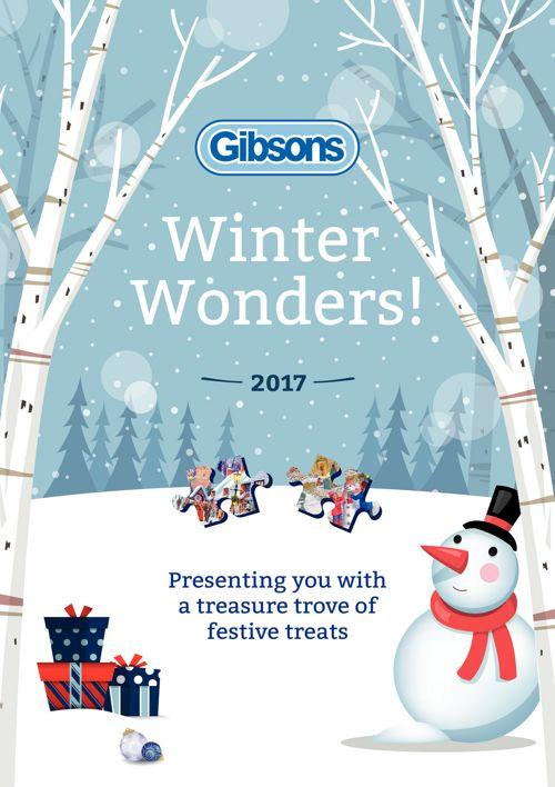 Gibsons 2017 Winter Wonders