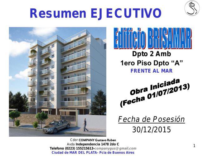 Copy of Edificio BRISAMAR I - Depto 1ero A