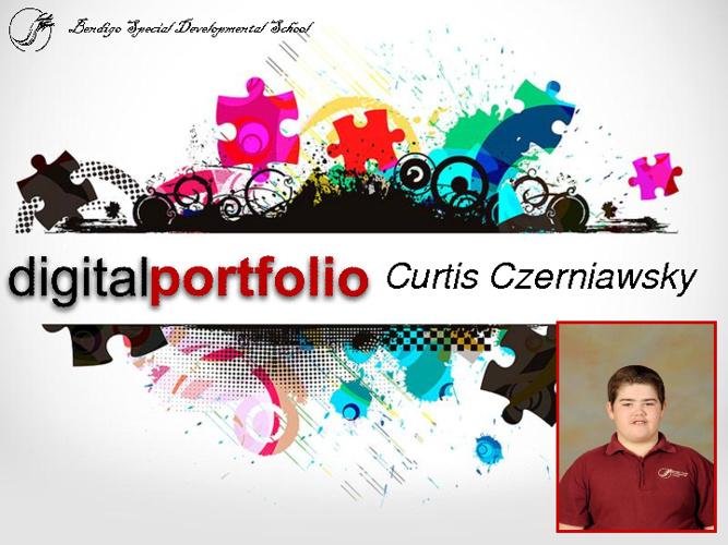 Curtis 2012 Portfolio