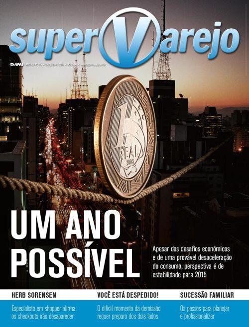 SuperVarejo 165 Desembro de 2014 SV 165