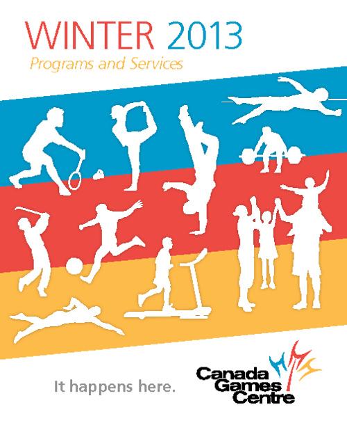 CGC Winter 2013 Program Guide