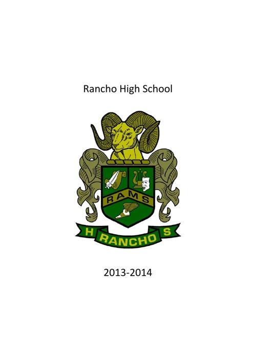 2_RHS Course Catalog 2013-2014
