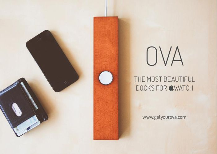OVA. The Most Beautiful Docks for Watch.