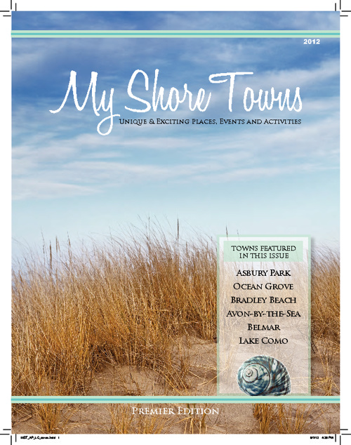 My Shore Towns 2012