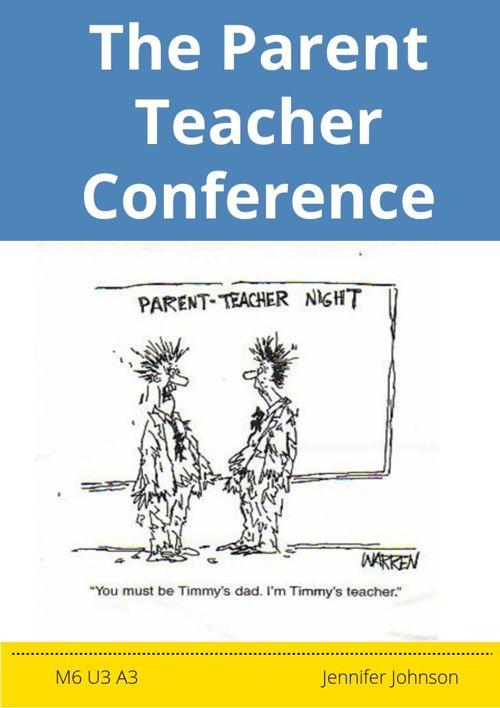 Parent Techer Conferences