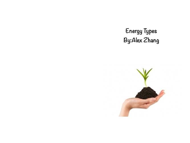 Cox Energy Types