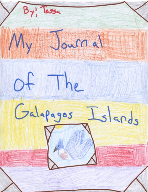 Tessa Leathers's Galapagos Islands Ebook