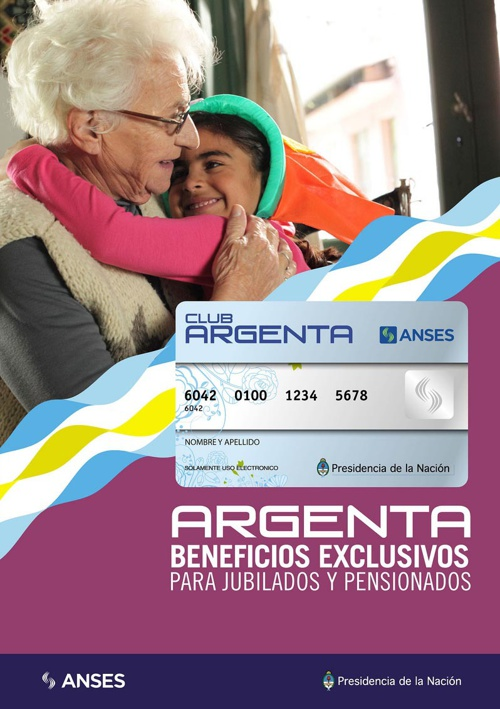 Argenta: beneficios exclusivos para jubilados y pensionados
