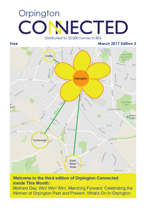 Orpington Connected March 2017 Edition